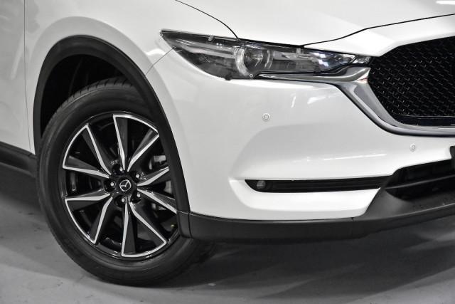 2017 Mazda Cx-5 KF4WLA Akera Suv Image 5
