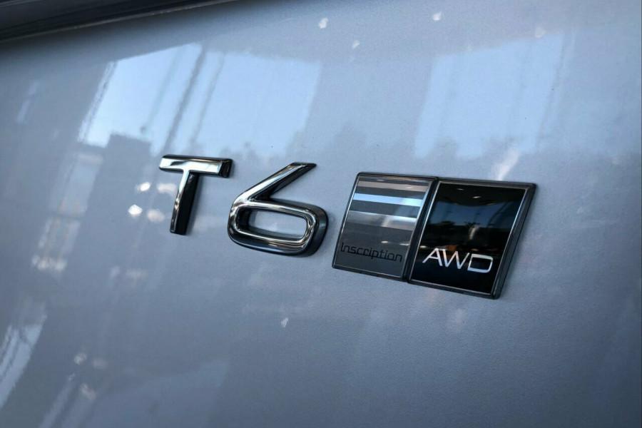 2019 Volvo XC90 L Series T6 Inscription (AWD) Suv Mobile Image 7