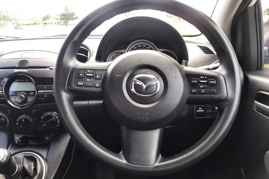 2014 Mazda 2 DE10Y2 MY14 Neo Hatch Image 7