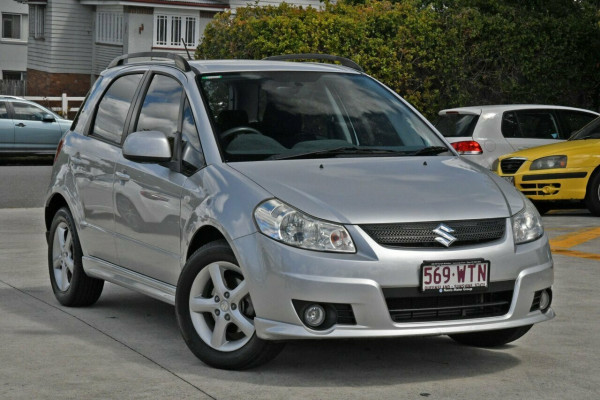 2007 Suzuki SX4 GYA S Hatchback