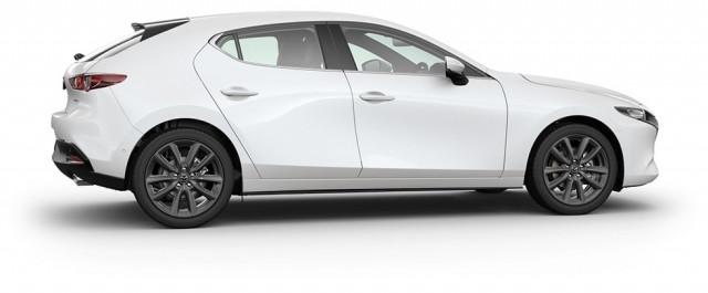 2021 Mazda 3 BP G20 Touring Hatchback Mobile Image 10