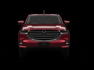 2000 MY21 Mazda BT-50 TF XTR 4x4 Dual Cab Pickup Utility crew cab