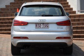 2013 Audi Q3 8U MY13 TDI Suv Image 4