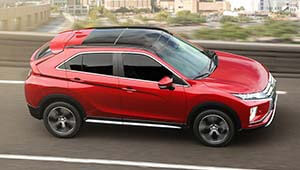 Eclipse Cross Intuitive Driving Technology