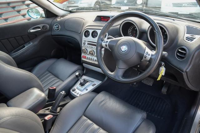 2004 Alfa Romeo 156 (No Series) MY04 JTS Selespeed Sedan Image 7