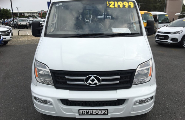 2016 LDV V80 Turbo Low roof van