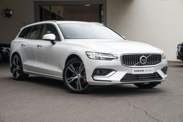 2019 Volvo V60 (No Series) MY20 T5 Inscription Wagon