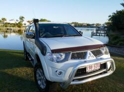 Mitsubishi Triton GLX-R MN