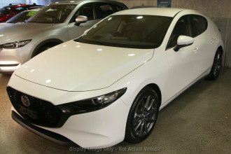 2021 MY20 Mazda 3 BP G20 Evolve Hatch Hatchback Image 3