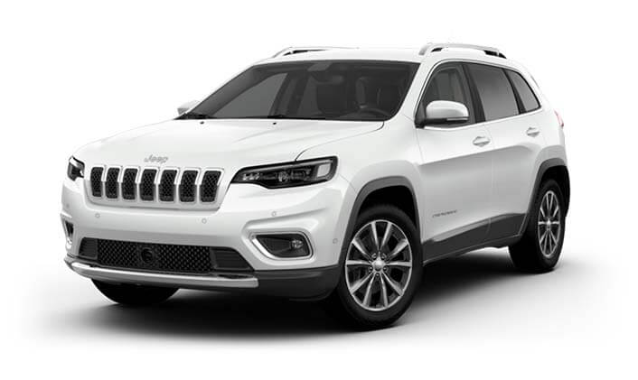 2020 MY19 Jeep Cherokee KL Limited Suv