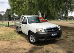 Mazda BT-50 B2500 DX 08 UPGRADE