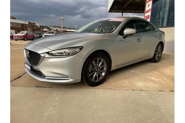 2018 MY19 Mazda 6 GL Series Touring Sedan Sedan Image 3