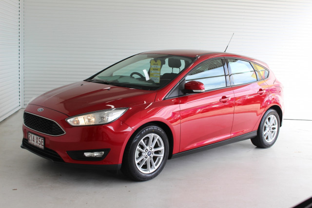 2017 Ford Focus LZ TREND Hatchback