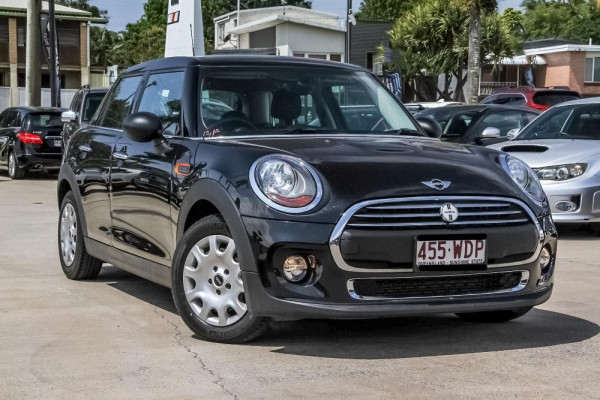 Mini Hatch Hatchback F5