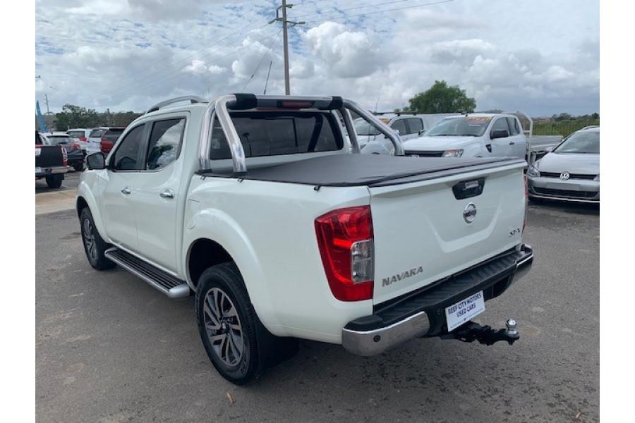 2018 Nissan Navara D23 S3 ST-X Utility