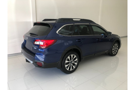 2015 Subaru Outback B6A Turbo 2.0D Premium Suv Image 4