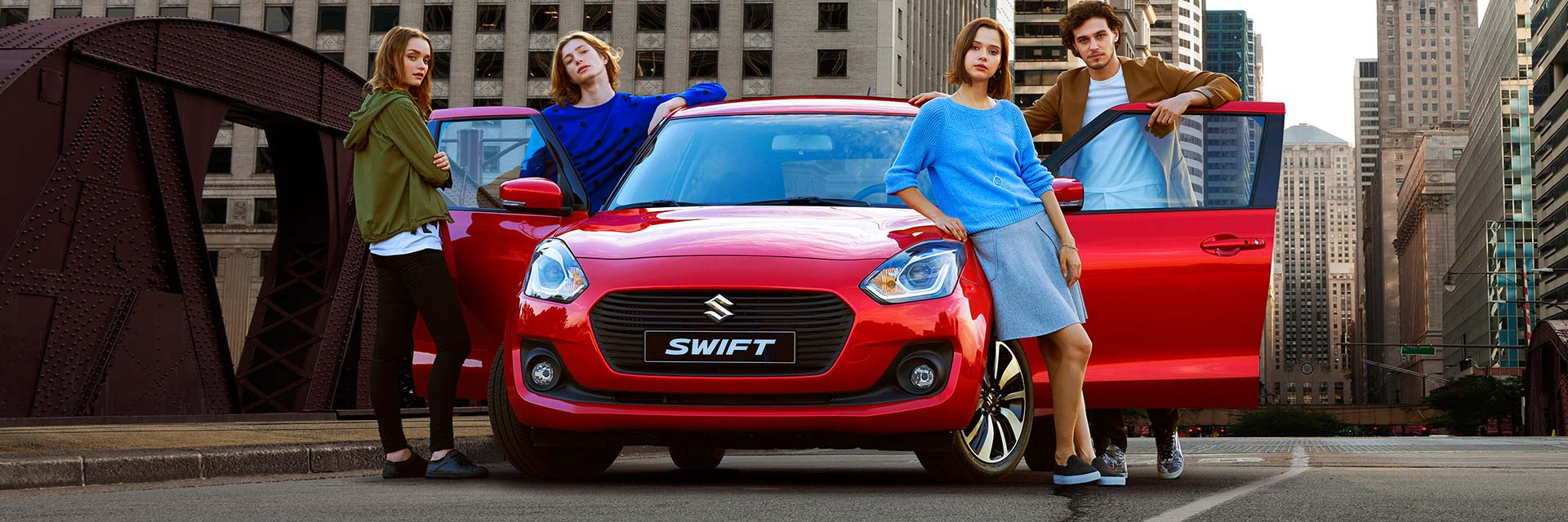 Swift The bold evolution of the Swift's DNA.