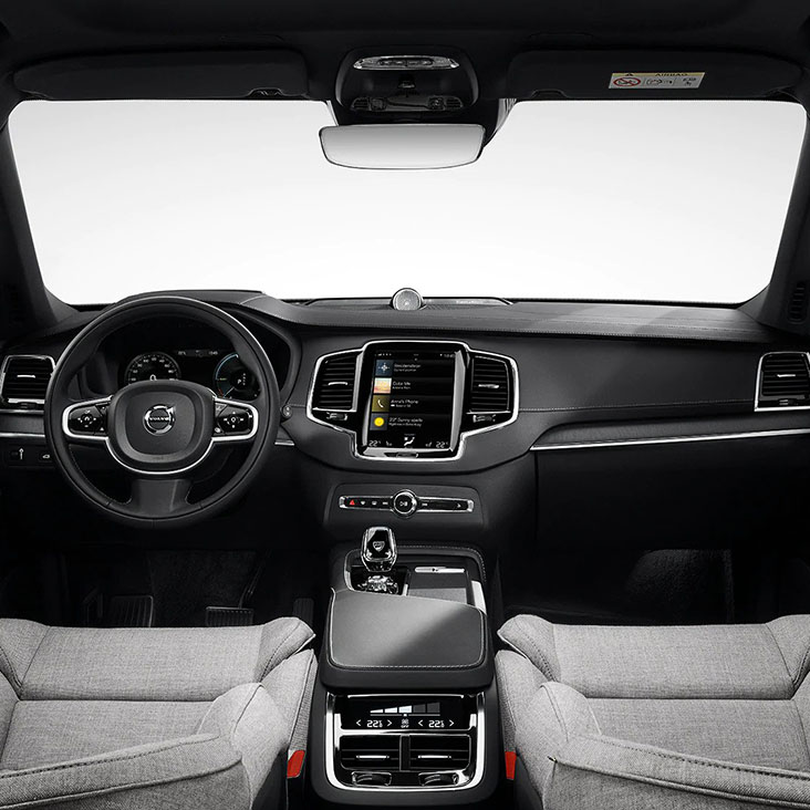 XC90 The beauty of space