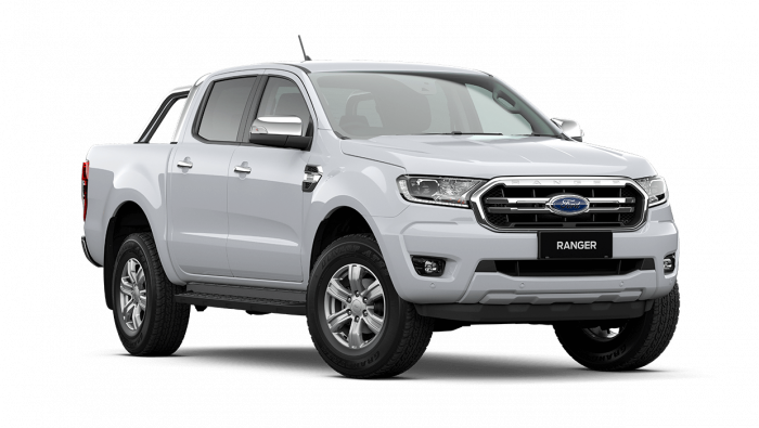 2021 MY21.25 Ford Ranger PX MkIII XLT Hi-Rider Double Cab Utility image 1