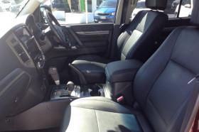 2017 Mitsubishi Pajero NX Exceed Wagon