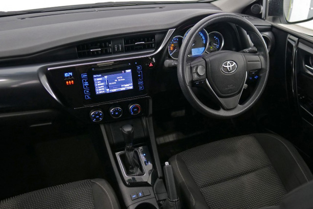 2017 Toyota Corolla Ascent
