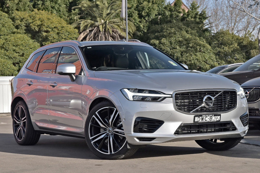 2018 Volvo Xc60 T8 R Design For Sale Volvo Cars Sydney