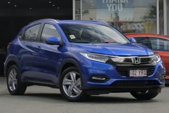 Honda HR-V + Luxe --