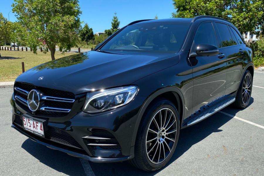 2019 MY09 Mercedes-Benz Glc-class C253  GLC250 d Wagon