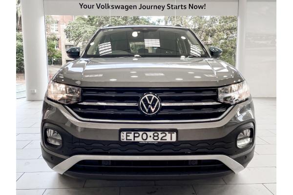 2021 Volkswagen T-Cross Suv Image 4