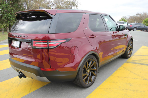 2017 Land Rover Discovery Vehicle Description.  5 L462 MY17 SD4 HSE WAG SA 8sp 2.0DTT SD4 Suv Image 4