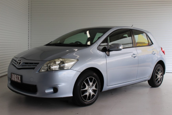 2011 Toyota Corolla ZRE152R MY11 ASCENT Hatchback Image 4