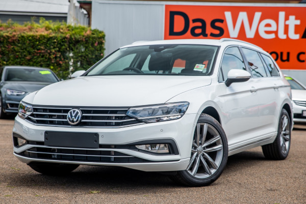 2020 Volkswagen Passat B8 140TSI Business Wagon