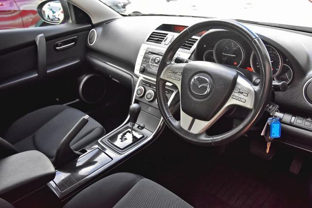 2009 Mazda 6 GH Series 1 MY09 Luxury Sports Hatchback Image 5