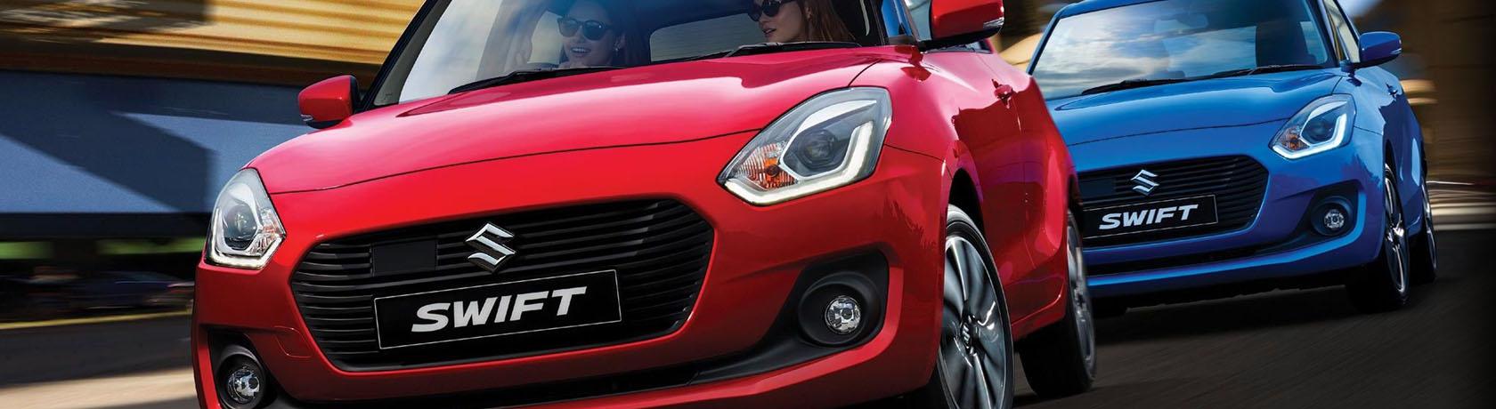 New Suzuki Swift for sale in Cairns - Trinity Suzuki