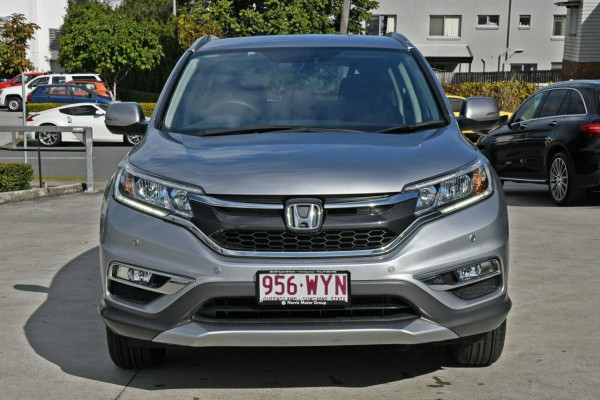 2016 MY17 Honda CR-V RM Series II MY17 Limited Edition Suv Image 2