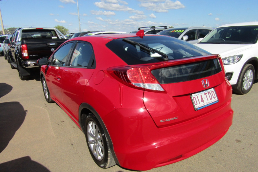 2013 Honda Civic 9TH GEN MY13 VTI-S Hatchback