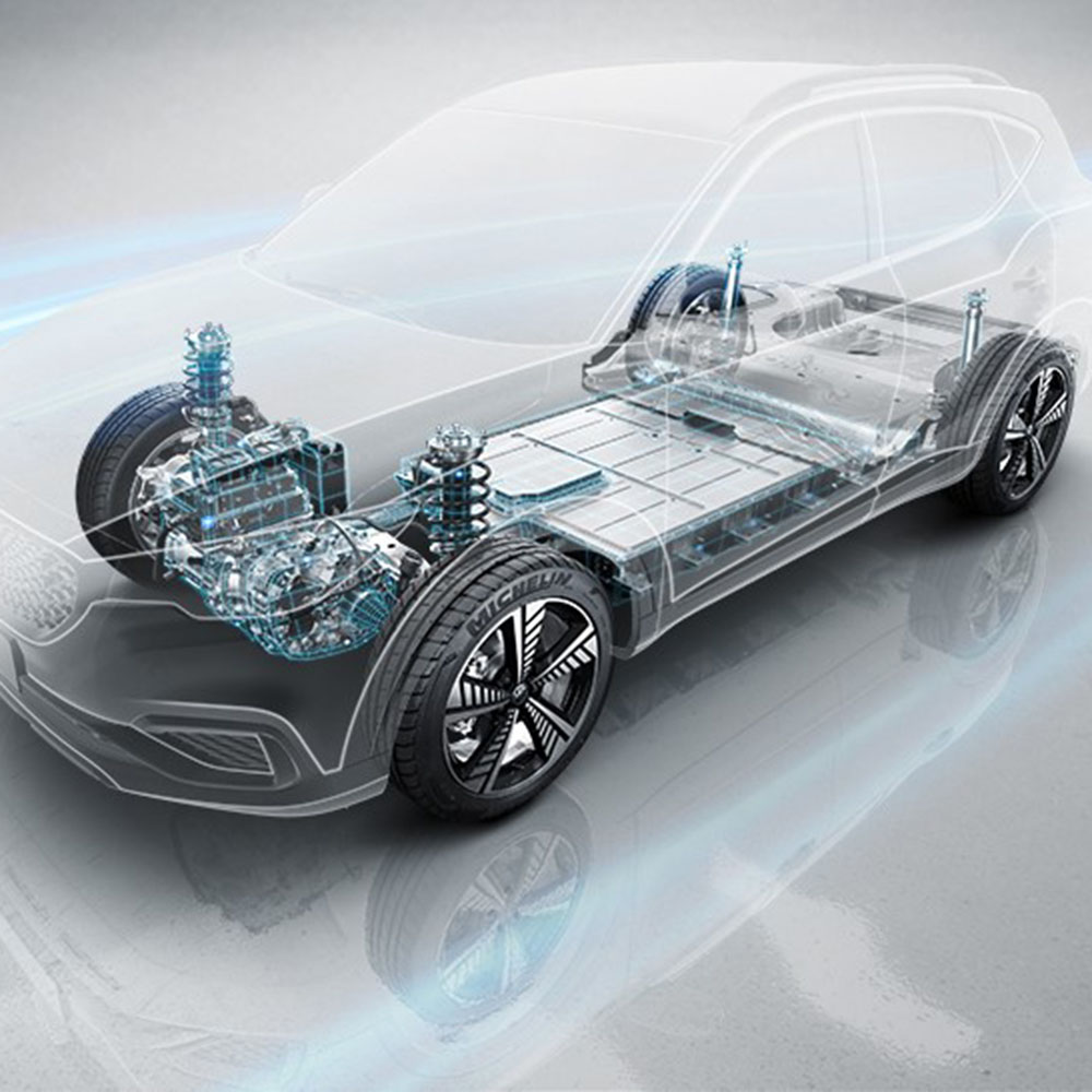 ZS EV Real acceleration