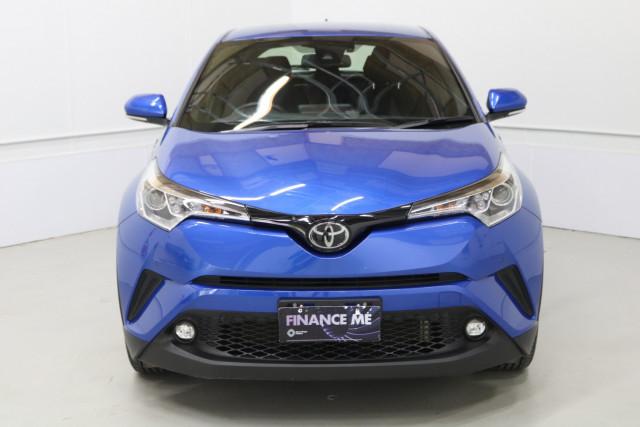 2019 Toyota C-hr NGX10R NGX10R Suv