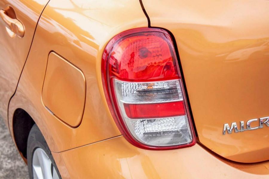 2012 Nissan Micra K13 Upgrade ST-L Hatchback Image 17