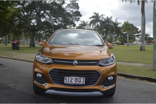 2017 Holden Trax TJ LTZ Suv Image 4