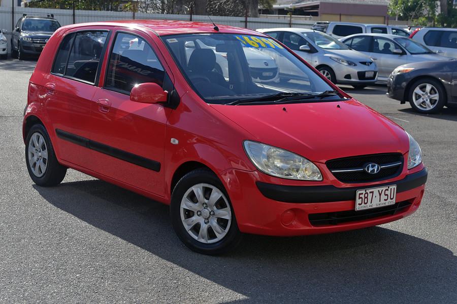 2010 MY09 Hyundai Getz TB MY09 S Hatchback Mobile Image 1