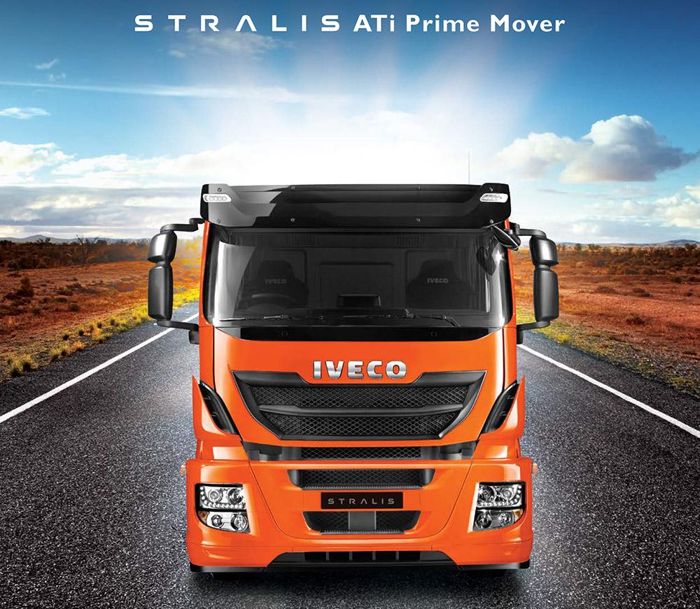Stralis ATi Prime Mover