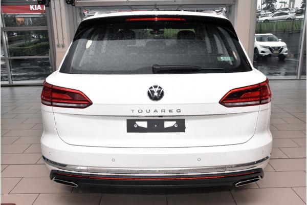 2020 MY21 Volkswagen Touareg CR 170TDI Suv Image 5