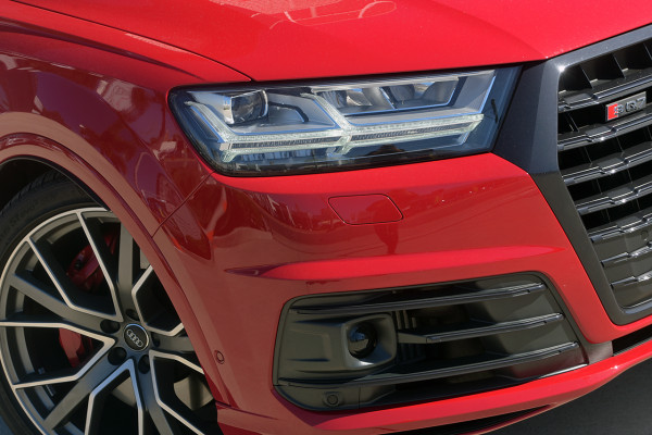 2018 Audi Q7 S 4.0L TDI V8 Quattro 8Spd Tiptronic 320kW Suv Image 2