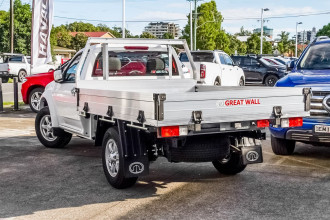 2020 MY18 Great Wall Steed K2 Steed Single Cab Cab chassis Image 2