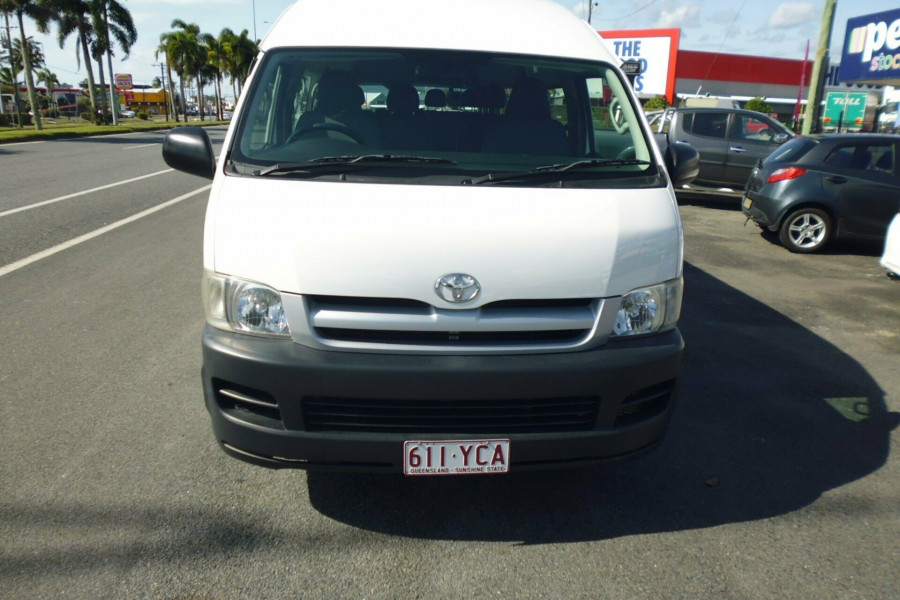 78e4b15ffd4cf8 Used 2006 Toyota Hiace  92370 Cairns - Westco Volkswagen