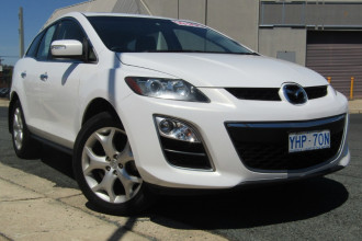 Mazda Cx-7 Sports ER1032 Luxury