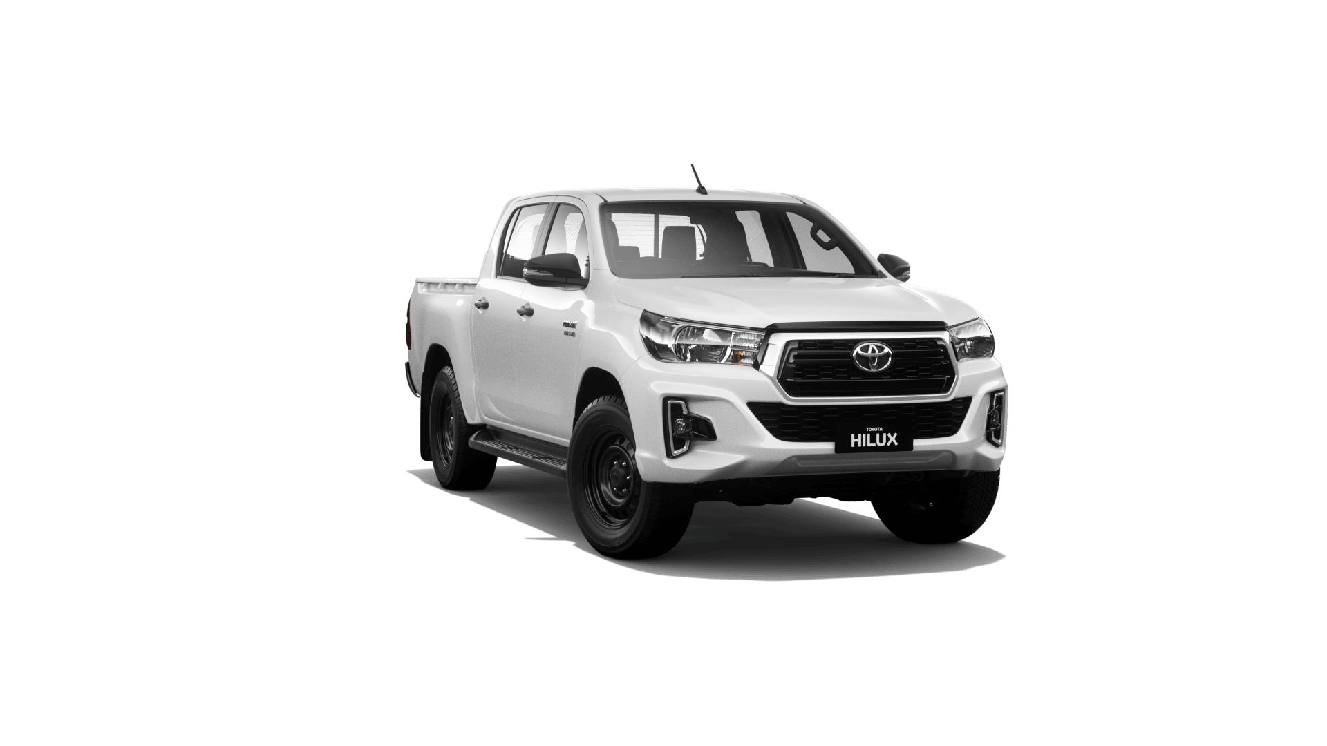 HiLux 4x4 SR <span>Double-Cab Pick-Up | Turbo-Diesel | Auto</span>
