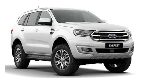 2019 MY20.25 Ford Everest UAII Trend 4WD Suv