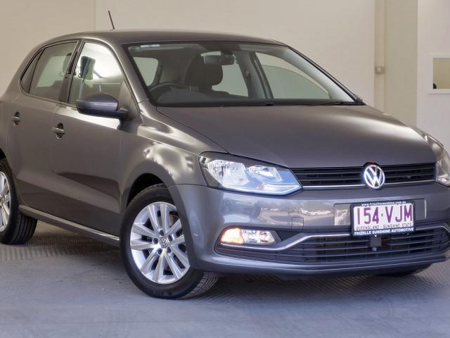 2014 MY15 Volkswagen Polo 6R MY15 81TSI Hatchback